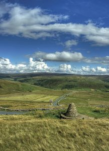 Buttertubs Pass - Yorkshore Dales