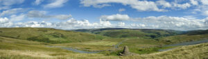 Buttertubs Panorama
