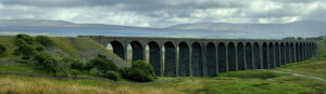 Ribble Viaduct - Panorama