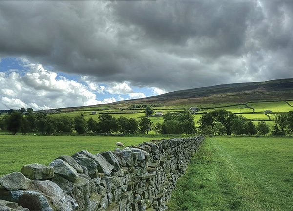 Storm Blowing Over - Yorkshire Dales