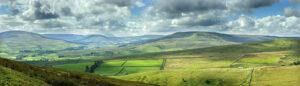Yorkshire Dales Panorama