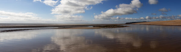 Winchelsea Beach Panorama