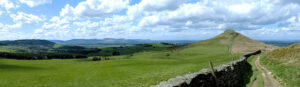 Roseberry Topping Panorama