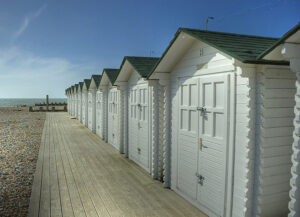 Beach Huts Eastbourne