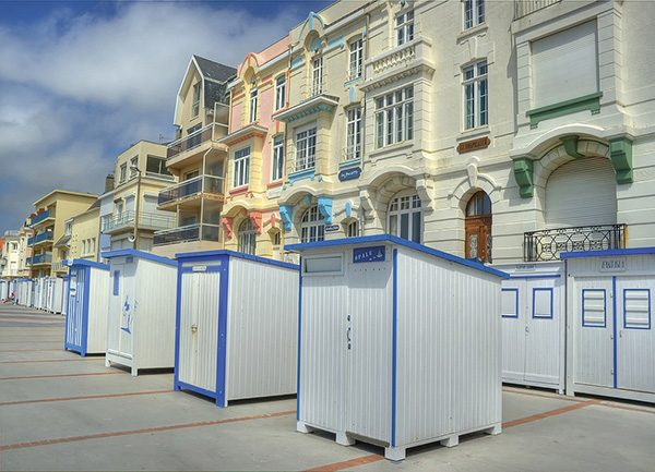 Beach Huts - Wimereux - France